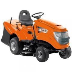 Садовый трактор Oleo-Mac OM 101 C/16 K