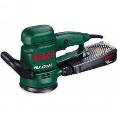 Эксцентриковая шлифмашина Bosch PEX 400 AE