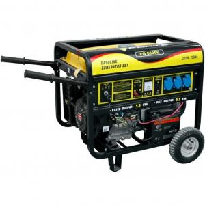 Бензиновий генератор Forte FG6500E