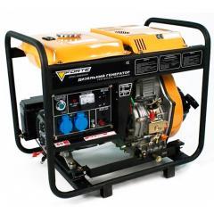 Дизельный генератор Forte FGD9000E