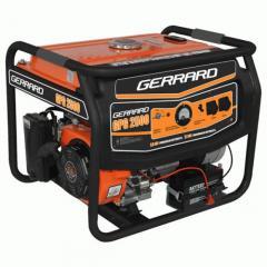 Бензиновий генератор Gerrard GPG2500